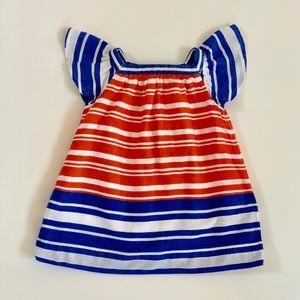 Baby GAP Baby Girl Striped Dress